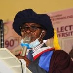 90TH INAUGURAL LECTURE: PROF. AIYESIMI PROPOSES MATHEMATICAL MODELING OF REAL LIFE PROBLEMS