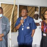 VC COMMENDS BURSAR, STAFF OVER INNOVATIONS, FIRST LIBRARY