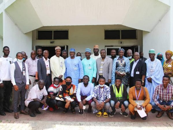 VC INAUGURATES STUDENTS UNION ELECTORAL C'TTEE, CALLS FOR ABSOLUTE NEUTRALITY, COMMITMENT